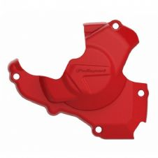 IGNITION COVER PROTECTOR HONDA CRF450R 11-16 RED